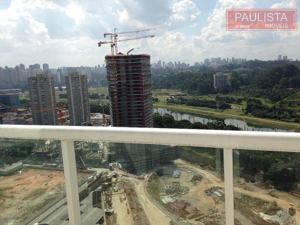 Sala, Brooklin, São Paulo (CJ0603) - Foto 8