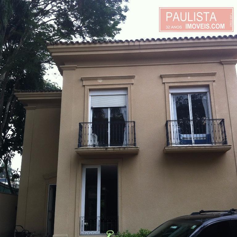 Casa 5 Dorm, Jardim Paulistano, São Paulo (CA1227) - Foto 4