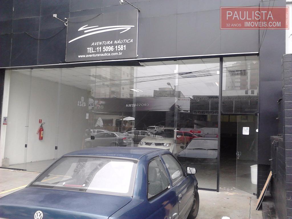 Galpão, Brooklin, São Paulo (LO0160)