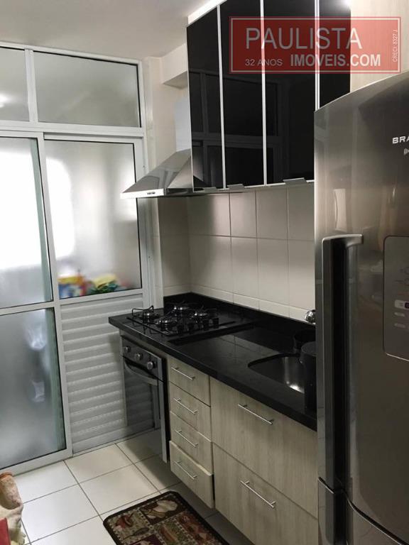 Apto 2 Dorm, Interlagos, São Paulo (AP13651)
