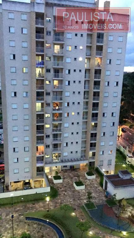 Apto 2 Dorm, Interlagos, São Paulo (AP13651) - Foto 2