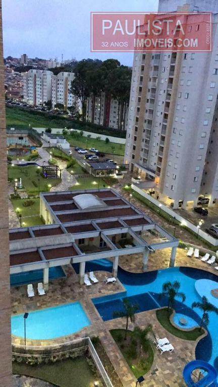 Apto 2 Dorm, Interlagos, São Paulo (AP13651) - Foto 3