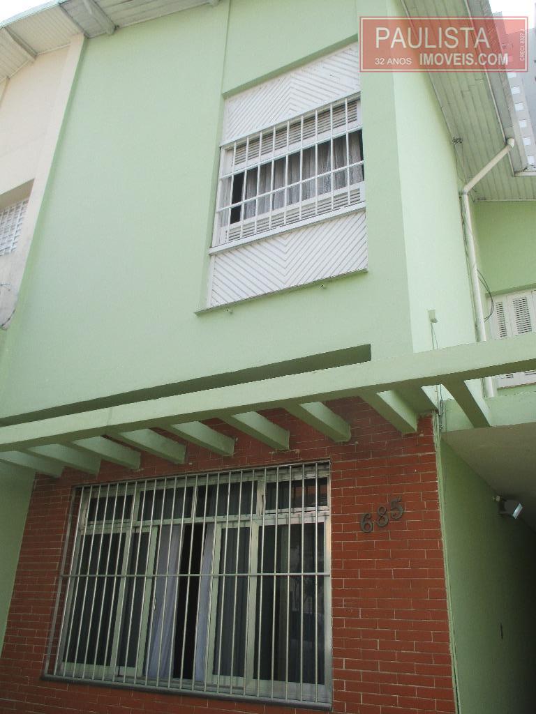 Casa 3 Dorm, Chácara Santo Antônio (zona Sul), São Paulo (SO0382)