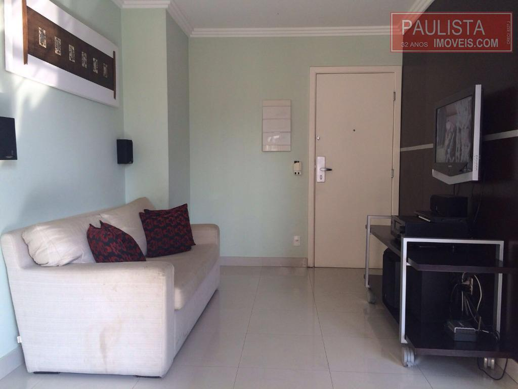 Flat 1 Dorm, Campo Belo, São Paulo (FL0157)