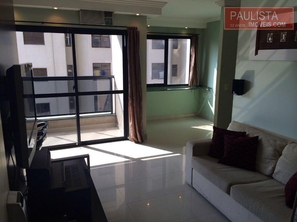 Flat 1 Dorm, Campo Belo, São Paulo (FL0157) - Foto 2