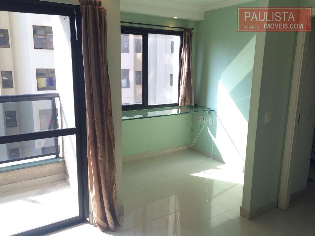 Flat 1 Dorm, Campo Belo, São Paulo (FL0157) - Foto 5