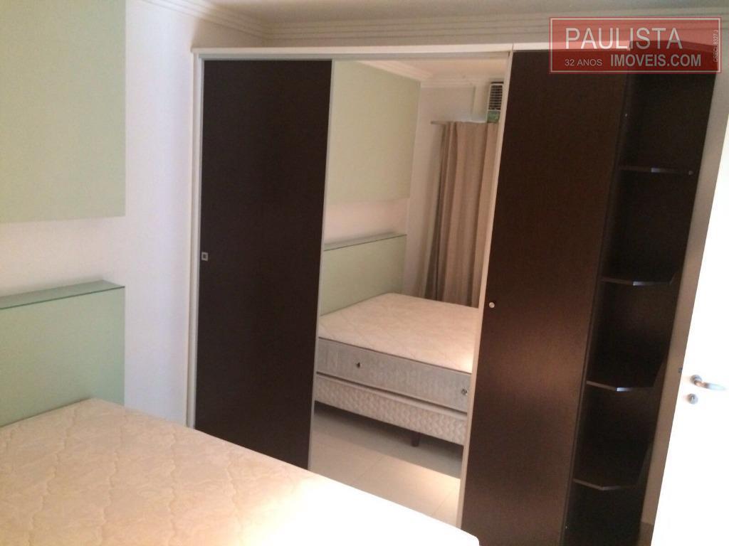 Flat 1 Dorm, Campo Belo, São Paulo (FL0157) - Foto 9