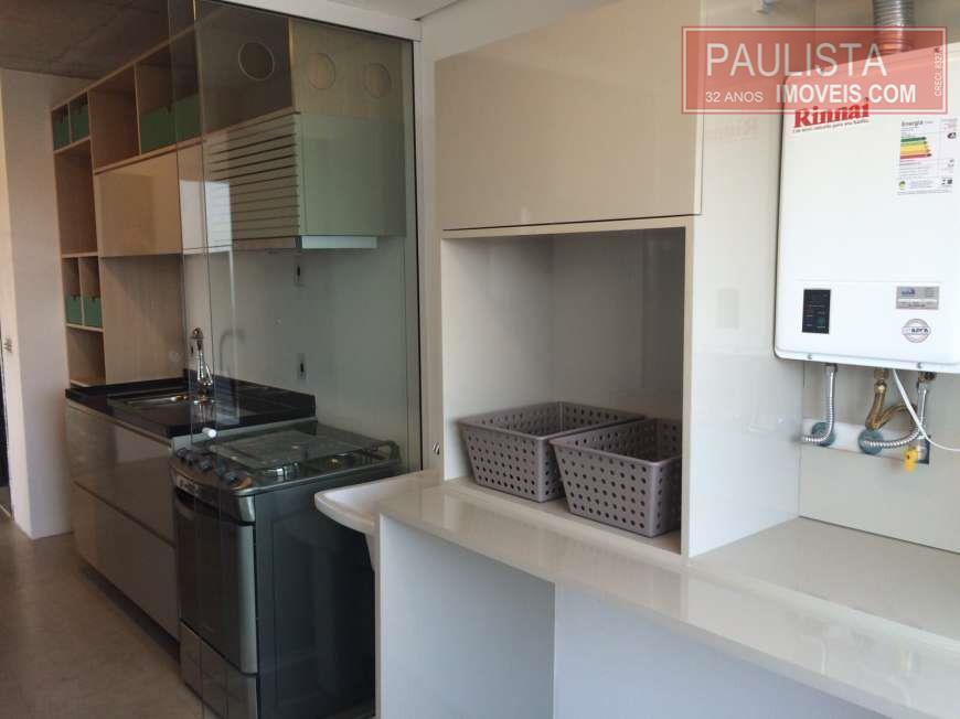 Apto 1 Dorm, Campo Belo, São Paulo (AP13702) - Foto 3