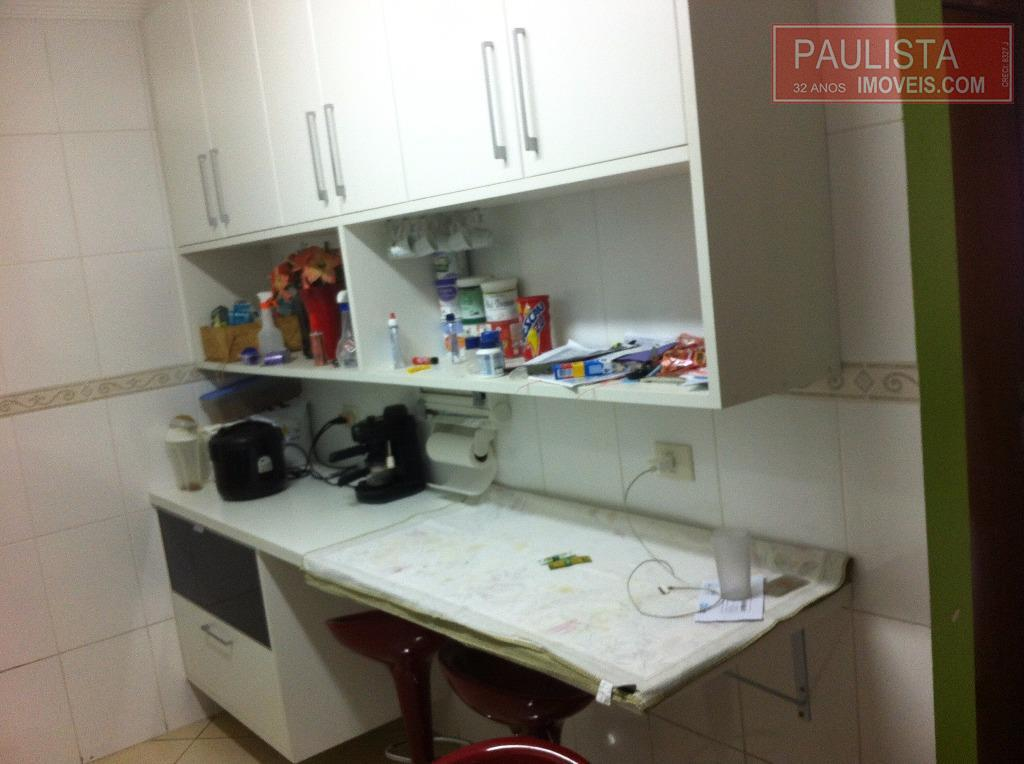 Casa 2 Dorm, Campo Grande, São Paulo (SO1727) - Foto 4