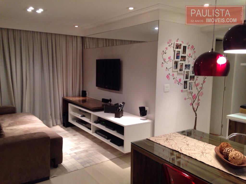 Paulista Imóveis - Apto 2 Dorm, Vila Sofia