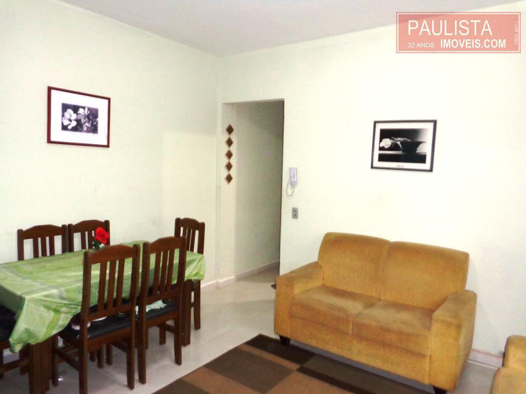Paulista Imóveis - Apto 1 Dorm, Vila Clementino