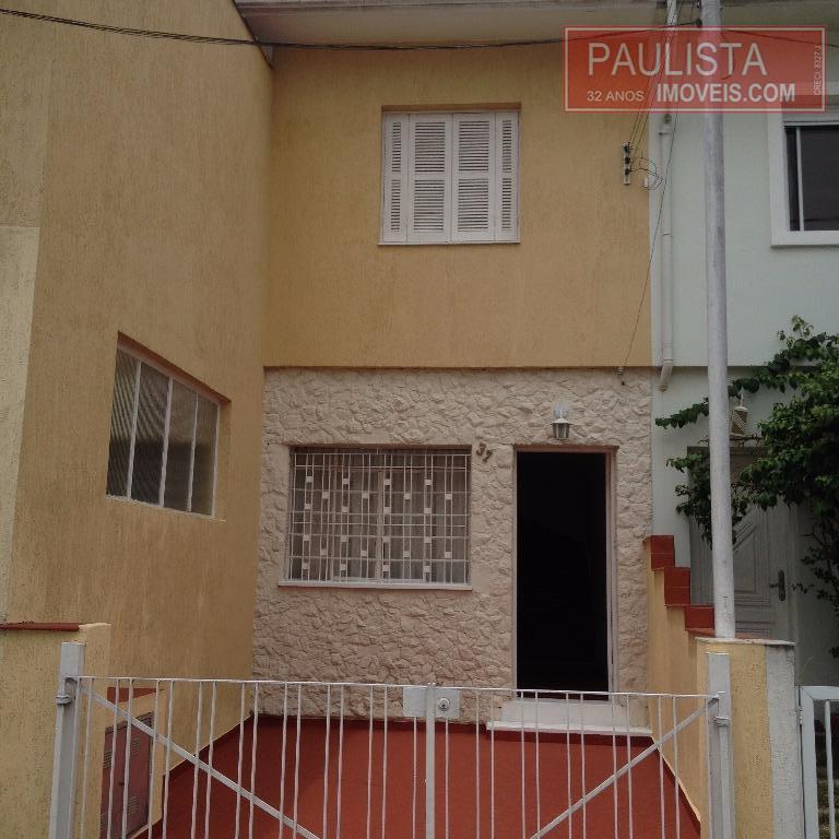 Casa 2 Dorm, Campo Belo, São Paulo (CA1265)