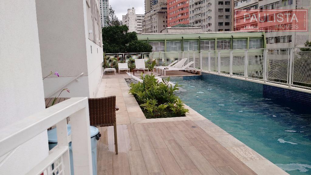 Paulista Imóveis - Apto 2 Dorm, Liberdade