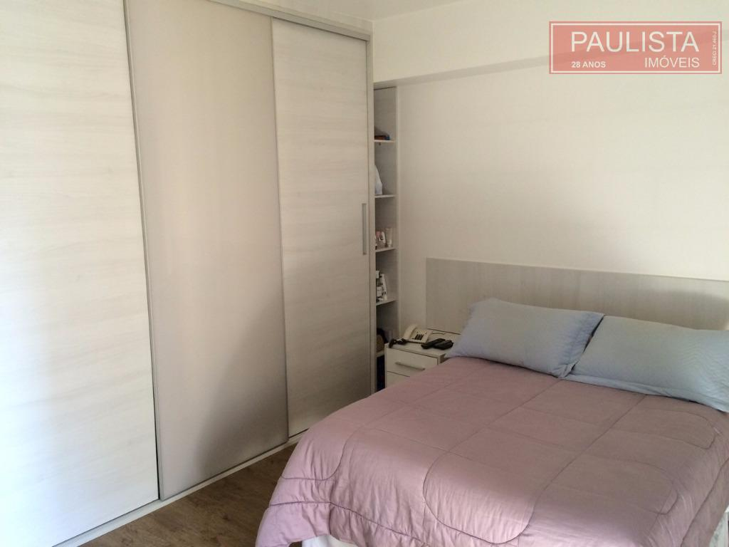 Flat 1 Dorm, Moema, São Paulo (FL0158)