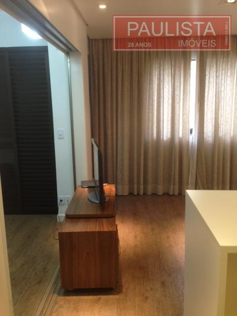 Flat 1 Dorm, Moema, São Paulo (FL0158) - Foto 2
