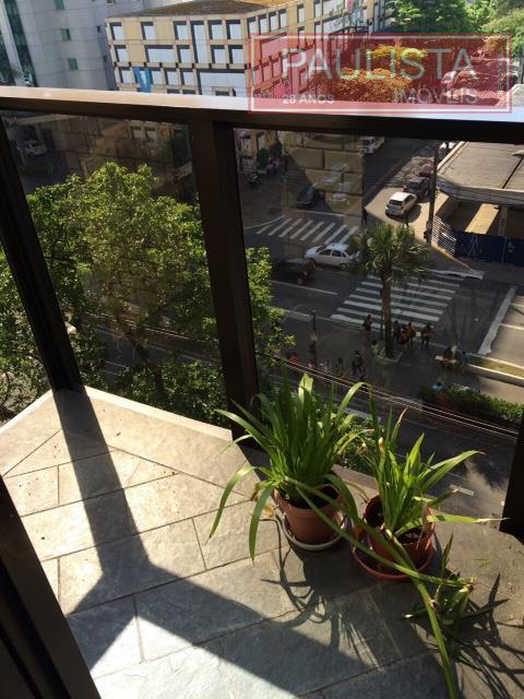 Flat 1 Dorm, Moema, São Paulo (FL0158) - Foto 4