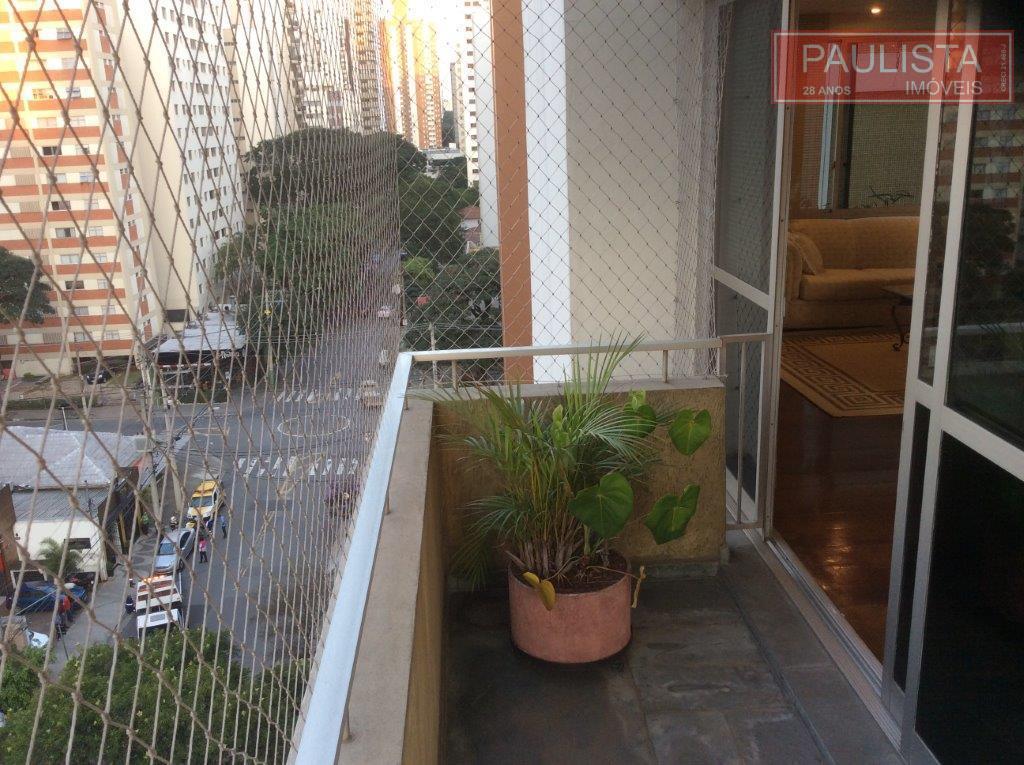 Apto 4 Dorm, Moema, São Paulo (AP13898)