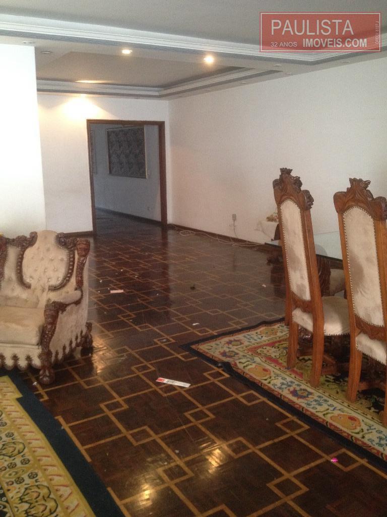 Casa 4 Dorm, Brooklin Paulista, São Paulo (CA1270) - Foto 3