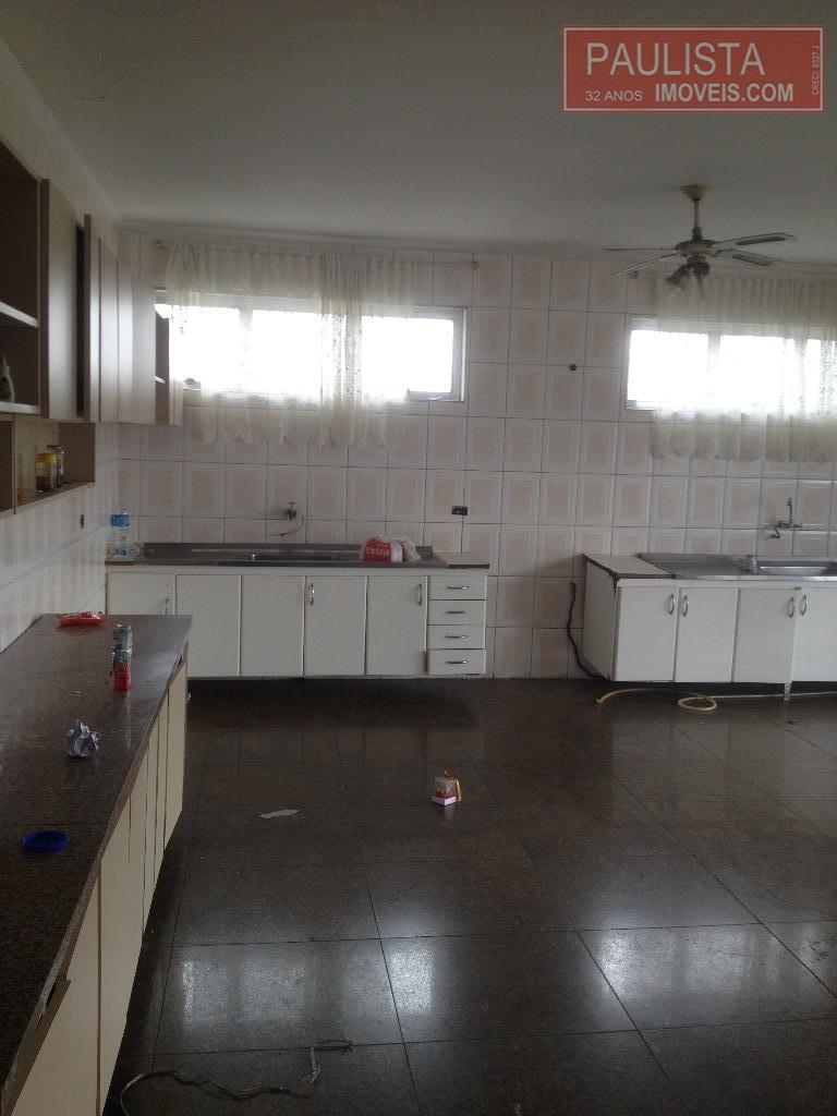 Casa 4 Dorm, Brooklin Paulista, São Paulo (CA1270) - Foto 9
