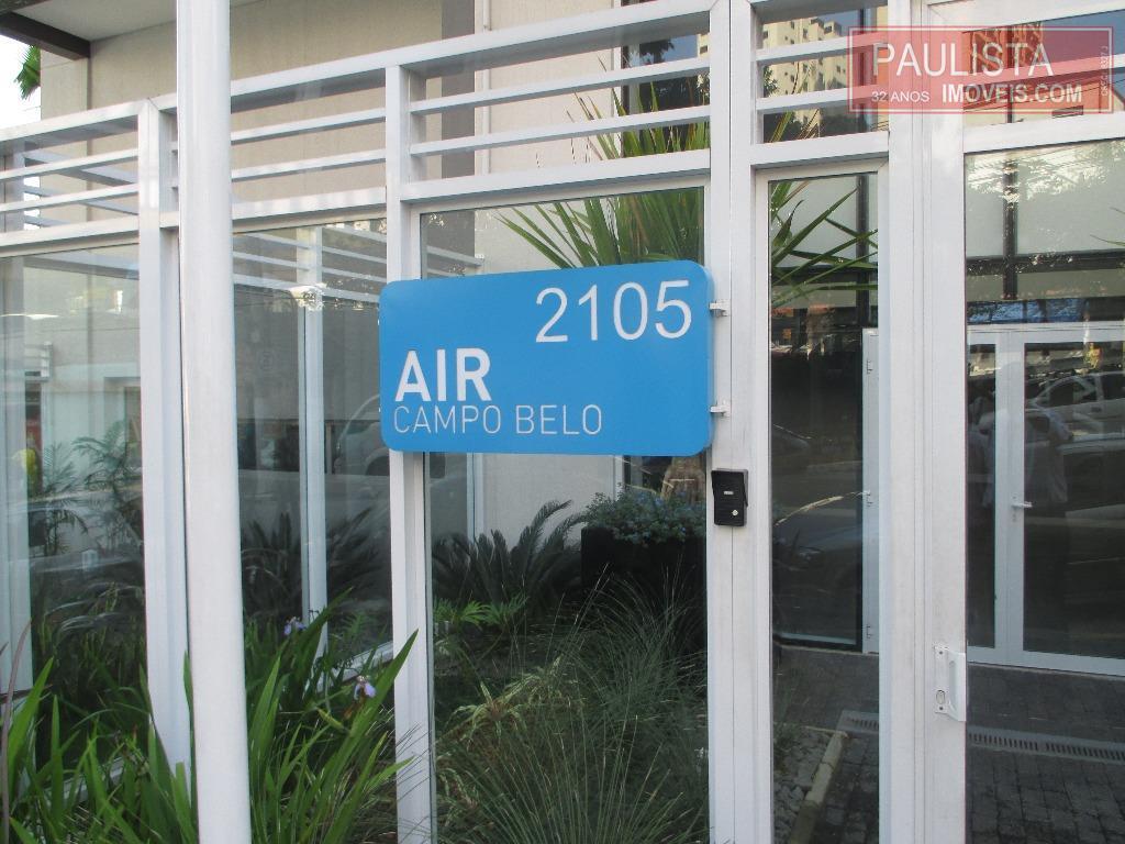 Apto 1 Dorm, Campo Belo, São Paulo (AP13968) - Foto 2