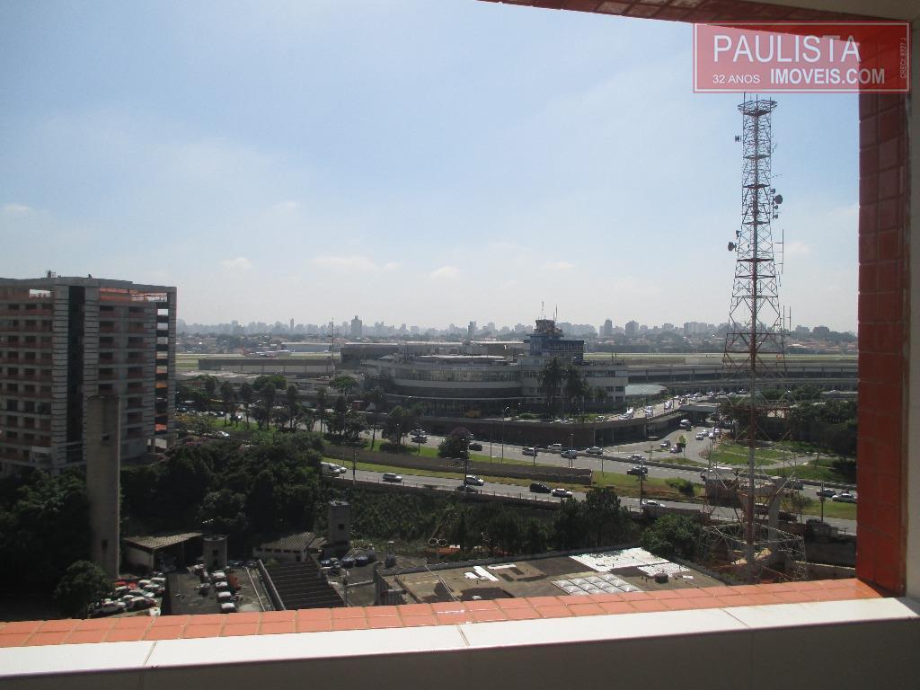 Apto 1 Dorm, Campo Belo, São Paulo (AP13968) - Foto 3