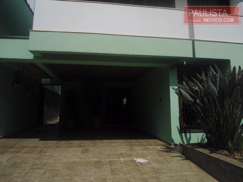 Casa 4 Dorm, Chácara Santo Antônio (zona Sul), São Paulo (SO1767)
