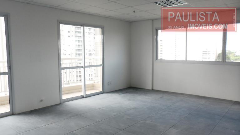 Sala, Chácara Santo Antônio (zona Sul), São Paulo (SA0996) - Foto 2