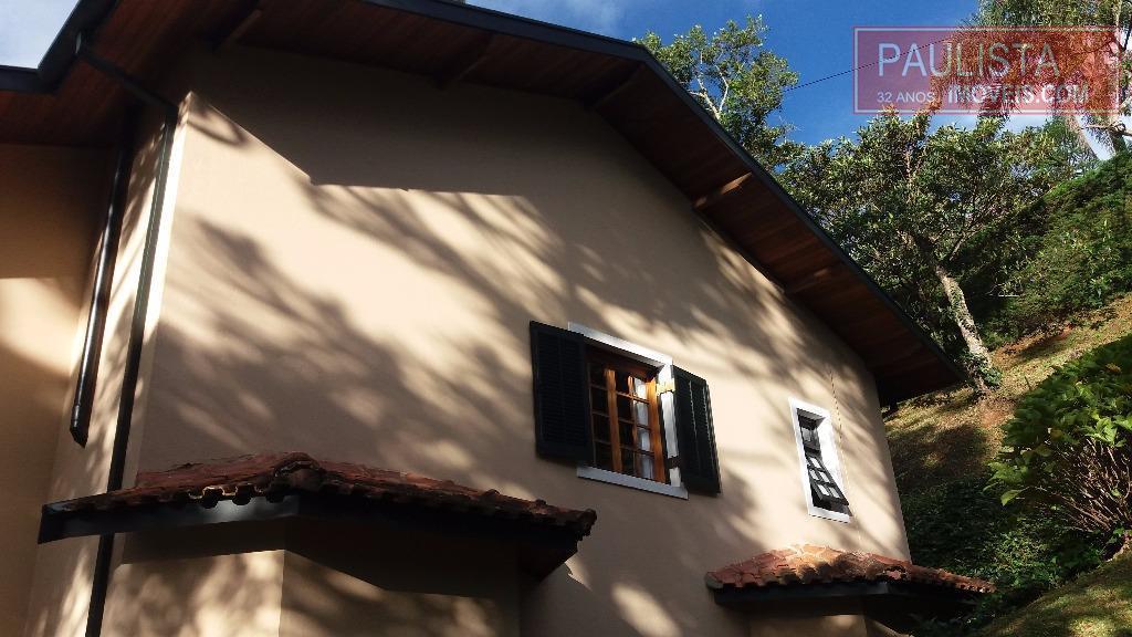 Casa 4 Dorm, Eugênio Lefevre, Santo Antônio do Pinhal (CA1316) - Foto 4