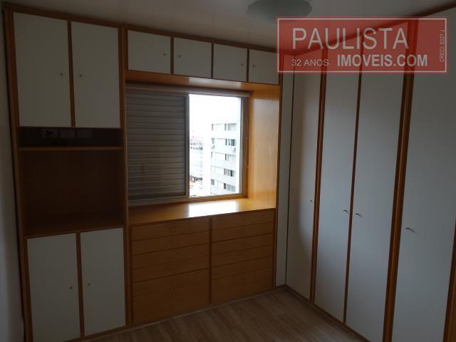 Flat 1 Dorm, Cerqueira César, São Paulo (FL0161) - Foto 4