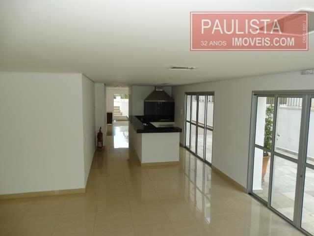 Flat 1 Dorm, Cerqueira César, São Paulo (FL0161) - Foto 16
