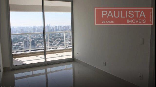 Apto 1 Dorm, Brooklin Paulista, São Paulo (AP14291) - Foto 2