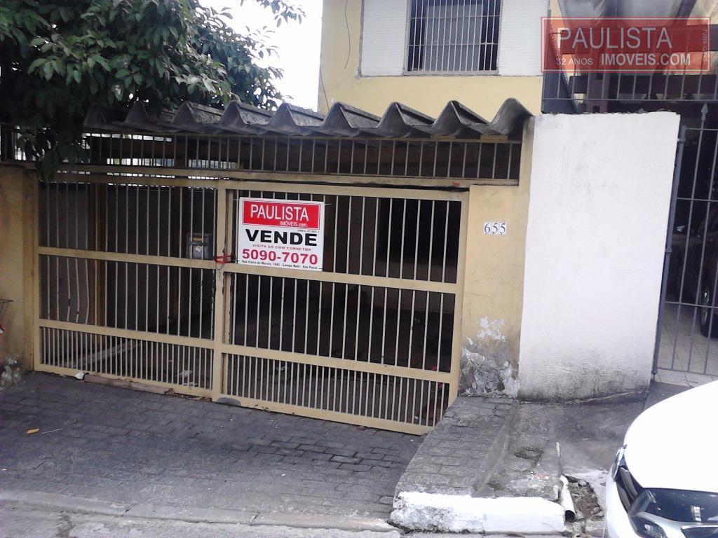 Casa 3 Dorm, Campo Belo, São Paulo (SO1807)