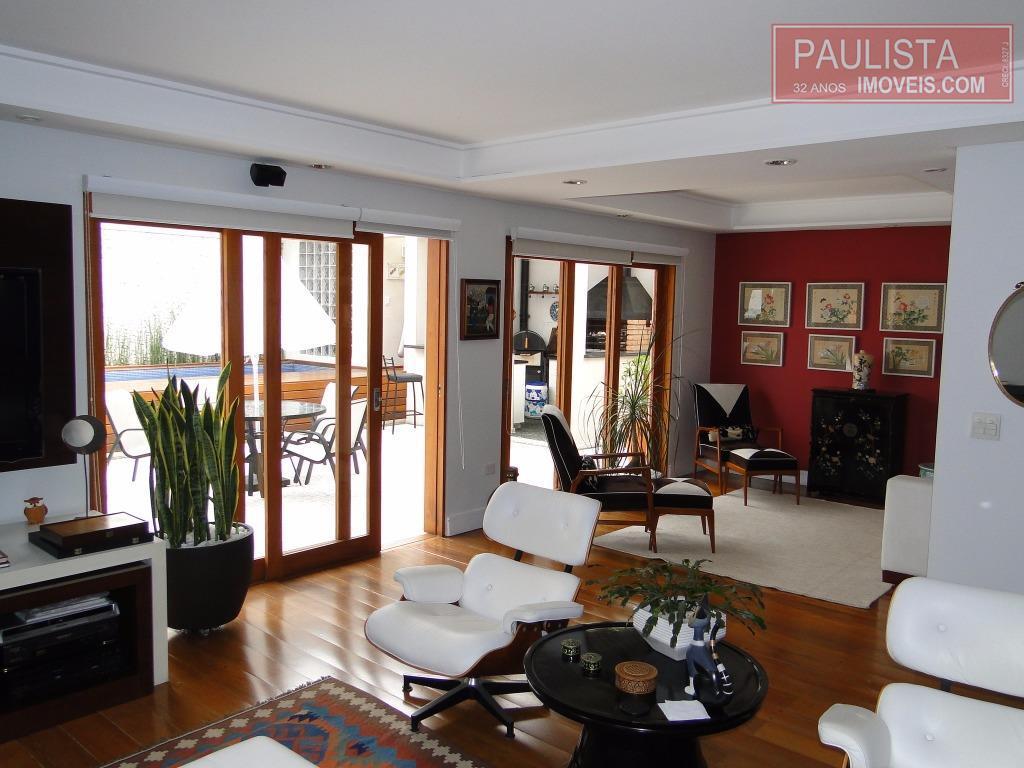 Casa 4 Dorm, Jardim Morumbi, São Paulo (CA1360) - Foto 6