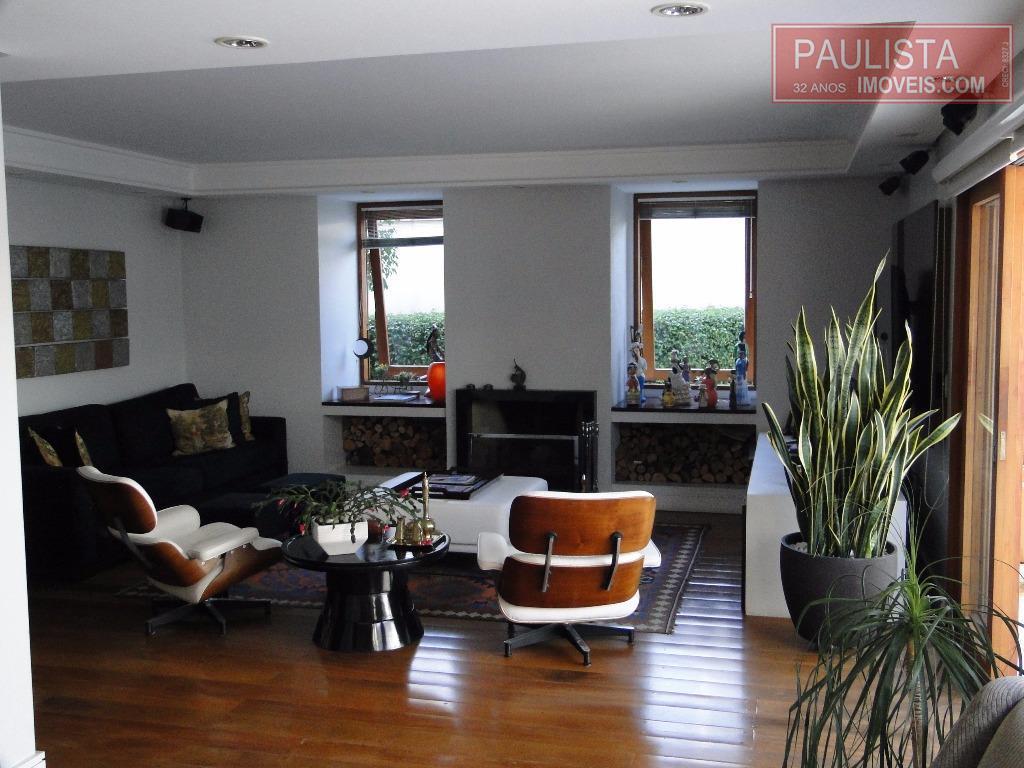 Casa 4 Dorm, Jardim Morumbi, São Paulo (CA1360) - Foto 8
