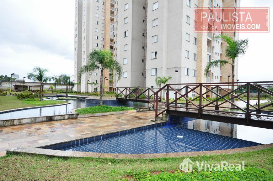 Paulista Imóveis - Apto 3 Dorm, Interlagos
