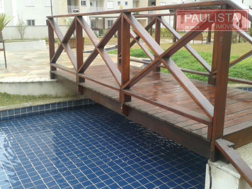 Paulista Imóveis - Apto 3 Dorm, Interlagos - Foto 2