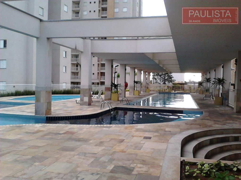 Paulista Imóveis - Apto 3 Dorm, Interlagos - Foto 4