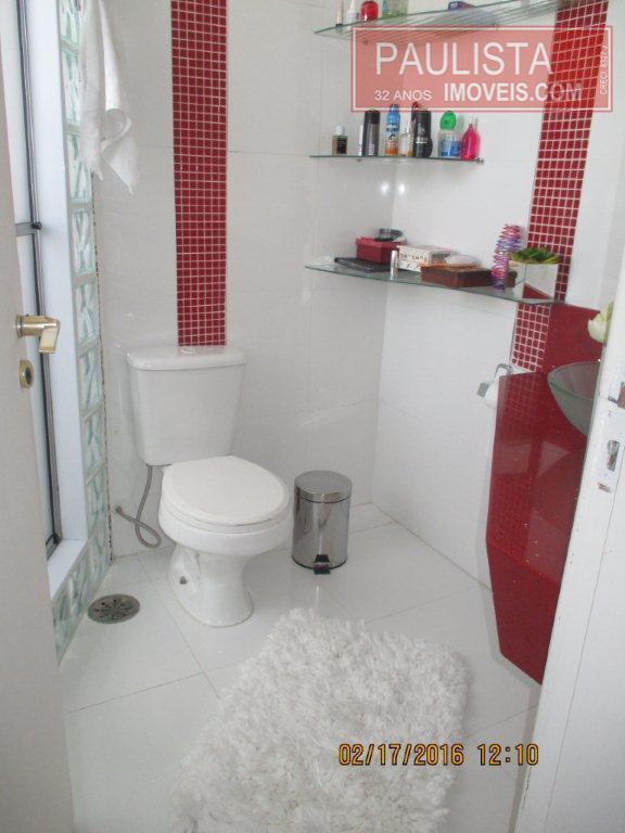 Paulista Imóveis - Cobertura 4 Dorm, Campo Belo