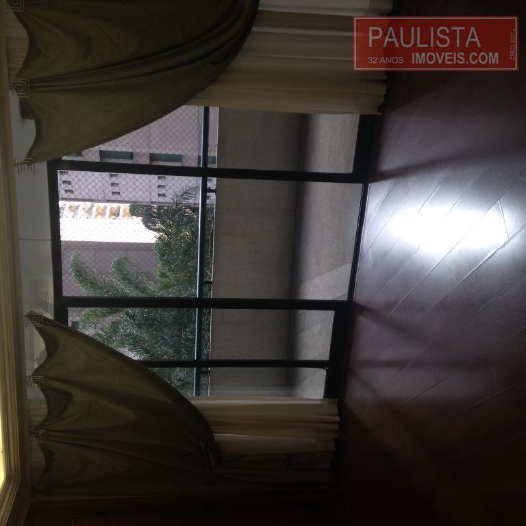 Apto 4 Dorm, Indianópolis, São Paulo (AP14612)