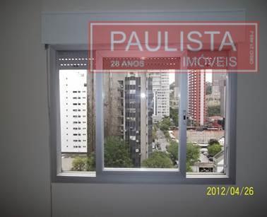 Apto 2 Dorm, Brooklin Paulista, São Paulo (AP14652) - Foto 3