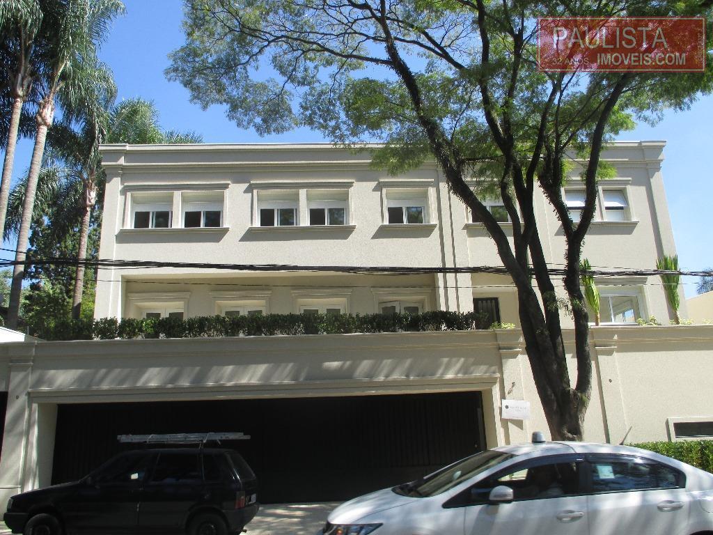 Casa 4 Dorm, Morumbi, São Paulo (CA0154)