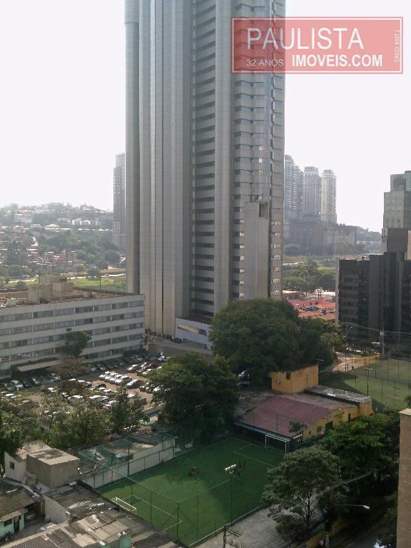 Sala, Cidade Monções, São Paulo (CJ0700) - Foto 11