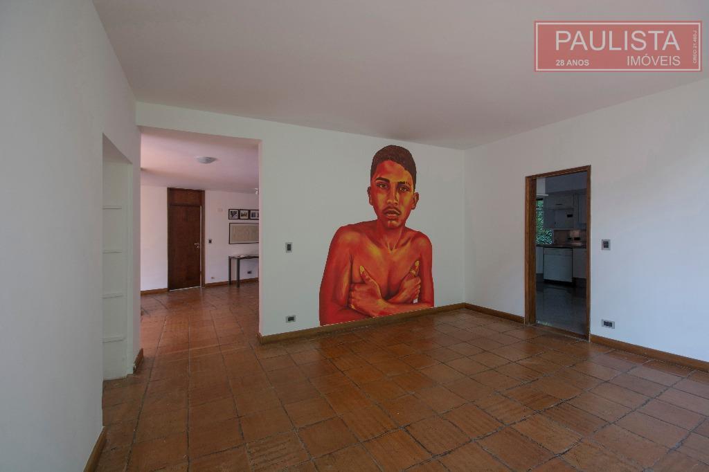 Casa 4 Dorm, Alto de Pinheiros, São Paulo (CA1435) - Foto 12