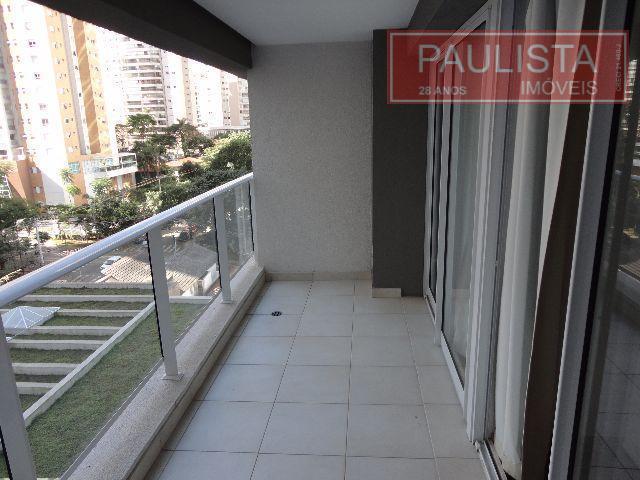 Apto 1 Dorm, Campo Belo, São Paulo (AP15050) - Foto 3