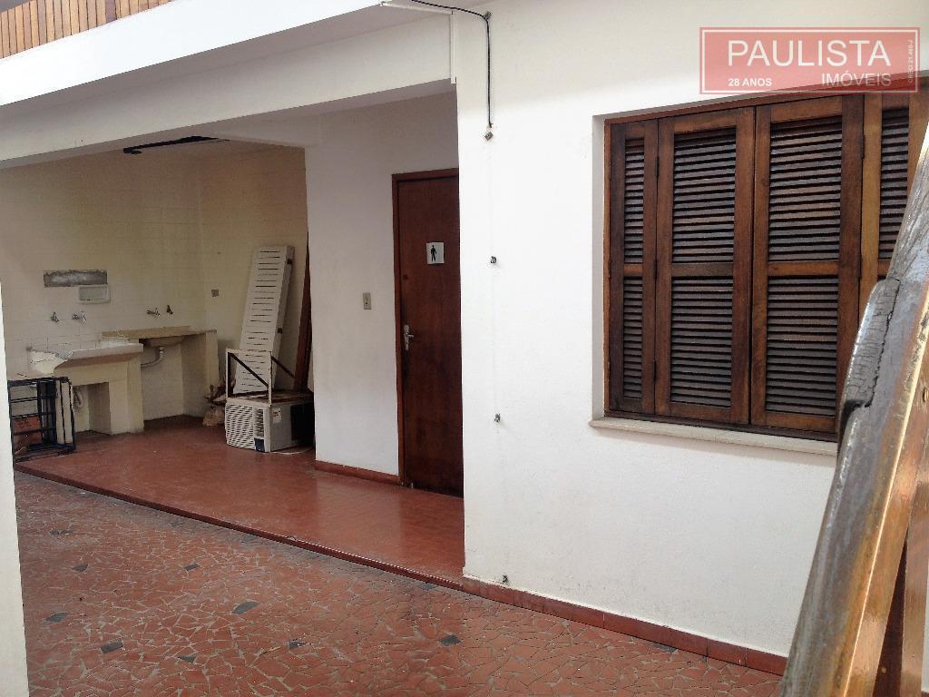 Casa 4 Dorm, Campo Belo, São Paulo (SO1876)