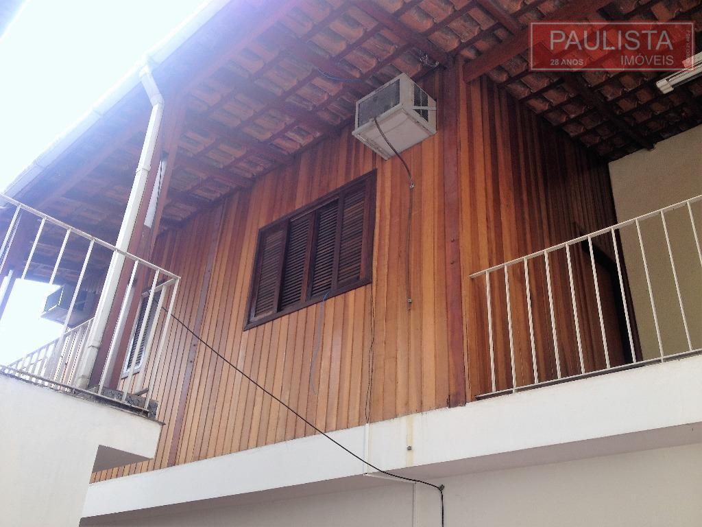 Casa 4 Dorm, Campo Belo, São Paulo (SO1876) - Foto 5