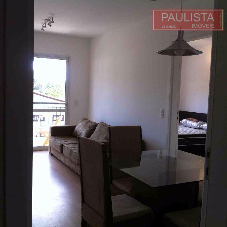Paulista Imóveis - Apto 1 Dorm, Morumbi, São Paulo