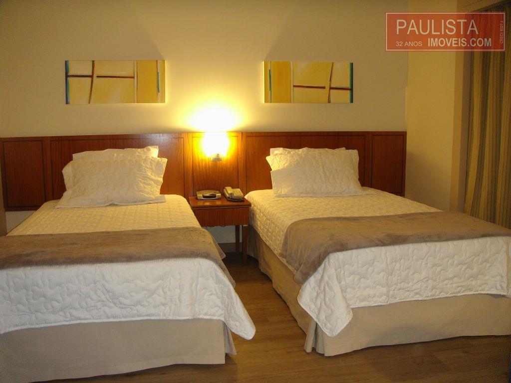 Paulista Imóveis - Flat 1 Dorm, Vila Clementino