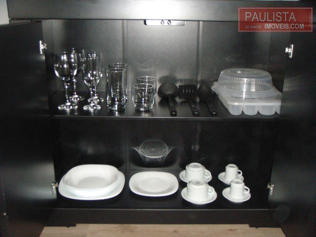 Paulista Imóveis - Flat 1 Dorm, Vila Clementino - Foto 6