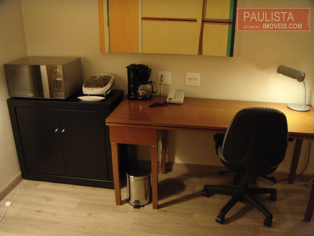 Paulista Imóveis - Flat 1 Dorm, Vila Clementino - Foto 7